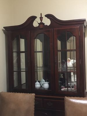 Antique china cabinet for Sale in Spring, TX