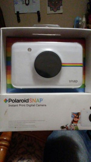 Polaroid snap instant print digital camera for Sale in Cleveland, OH
