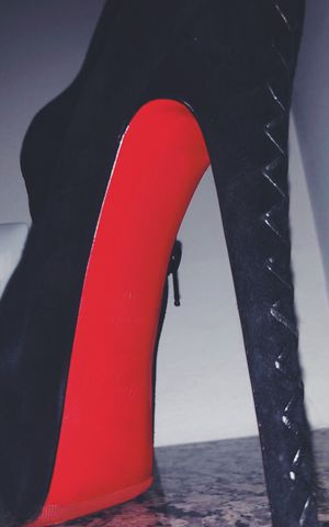 Christian Louboutin peep toe HIGH HEELS for Sale in Nashville, TN