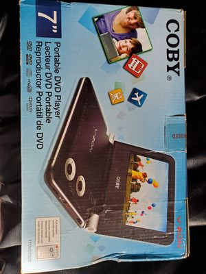 DVD player (portable) for Sale in Naperville, IL