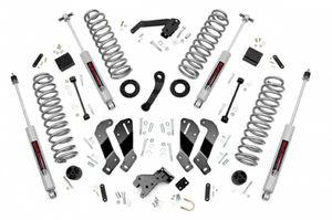 2012 -2018 jeep wrangler gladiator lift kit , rim & tire packages for Sale in Apple Valley, CA