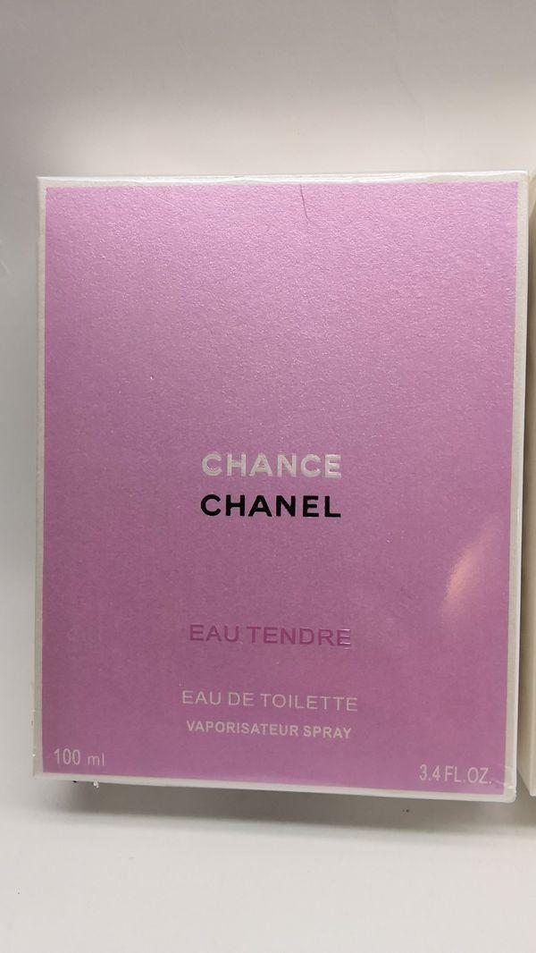 2 perfumes Chanel