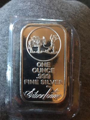 1 ounce silver bar for Sale in Elmwood Park, IL