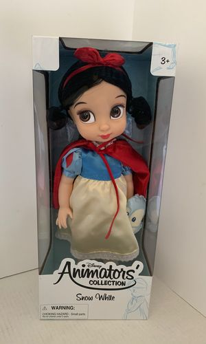 Disney Animators collection Snow White first edition for Sale in Davenport, FL