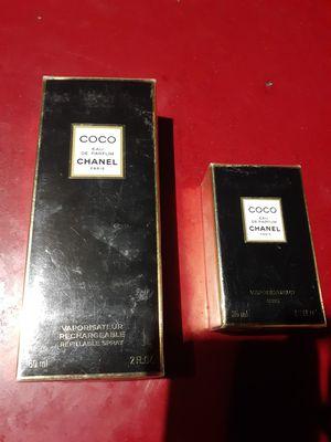 NEW COCO CHANEL PERFUME 2 FL OZ & 1.2 FL OZ for Sale in Orange, CA