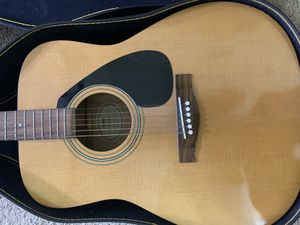 Yamaha f-310 guitar for Sale in Las Vegas, NV
