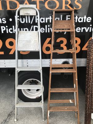 Ladders (Sold Separately) for Sale in Orlando, FL
