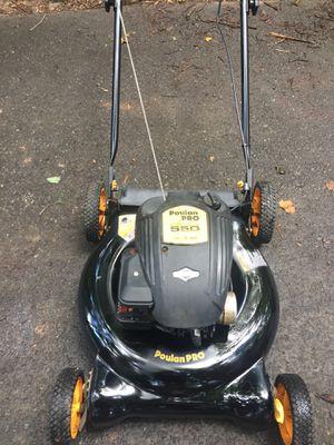 Poulan Pro push Lawn Mower for Sale in Lilburn, GA