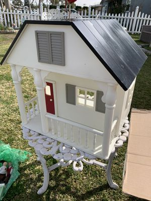 Pottery barn kids dollhouse & accessories for Sale in Fullerton, CA