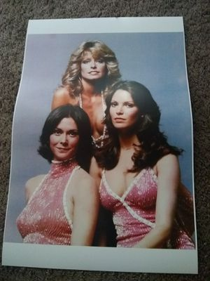 New poster Charlie's Angels 12x18 for Sale in Poway, CA