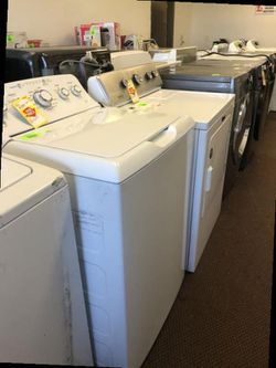 Washer AND Dryer Liquidation HX for Sale in Pasadena,  CA