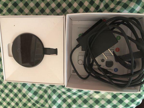 Chromecast ultra google