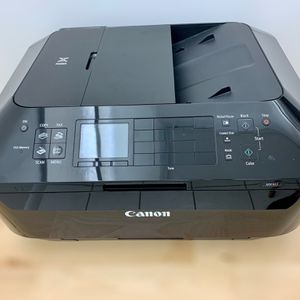 Canon All-in-one wireless printer. Read description. It's not for free!!! for Sale in Fort Lauderdale, FL