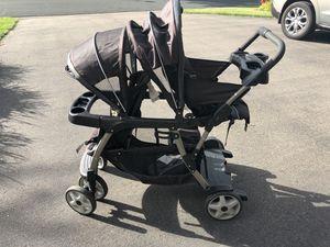 Graco Ready2GrowDouble Stroller for Sale in Eden Prairie, MN