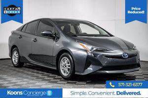 2016 Toyota Prius for Sale in Falls Church, VA