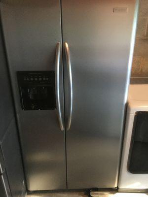 Frigidaire Stainless Steel Refrigerator for Sale in Atlanta, GA