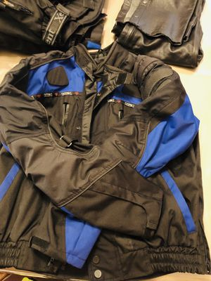 New motorcycle man's jackets for Sale in Philadelphia, PA