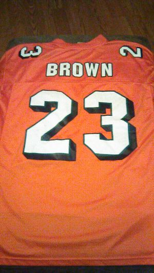 Orange dolphins Ronnie brown jersey XL for Sale in Tacoma, WA