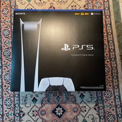 Digital PS5 Console for Sale in Bethesda,  MD