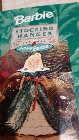 Barbie stocking hangars for Sale in Shakopee, MN