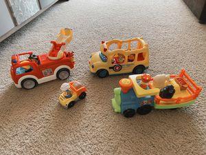 Toy Bundle (Little Tikes Little People) for Sale in Phoenix, AZ
