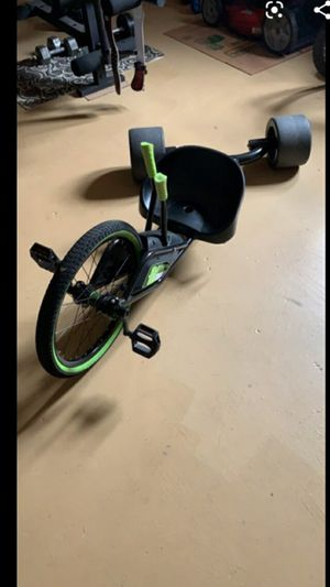 "Huffy "" The Green Machine adult drift trike for Sale in Lincoln, NE"