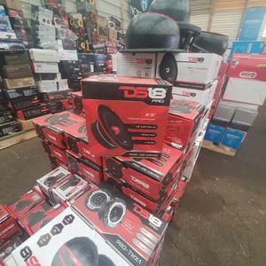 ds 18 6.5 midrange speaker for Sale in Dallas, TX