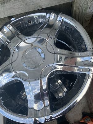 Great condition chrome rims for Sale in Washington, DC