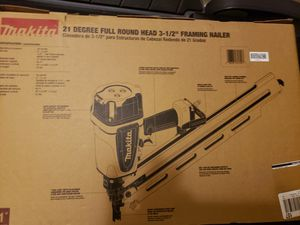 New Makita Framing Nailer for Sale in Vacaville, CA