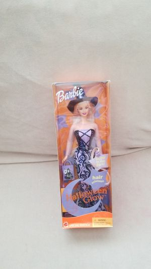 Halloween Glow Barbie, special Edition 55196. New in unopened box. for Sale in Redlands, CA