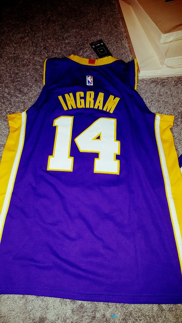 0d503f859 Nike Wish Lakers Jersey for Sale in South Gate