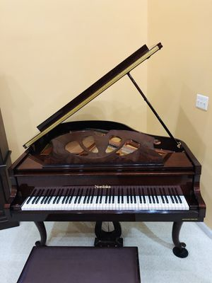 Nordiska Grand Piano for sale in excellent condition. Very motivated to sell for Sale in Boyds, MD