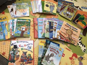 Level 1-2 books for preschoolers or kindergarteners! for Sale in Alta Loma, CA