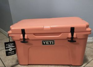Limited Edition Yeti tundra cooler for Sale in Melbourne, FL