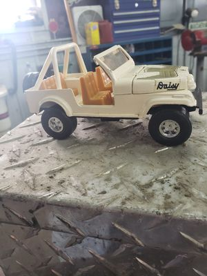 1981 ertl daisy Duke jeep for Sale for sale  Montgomery, MN