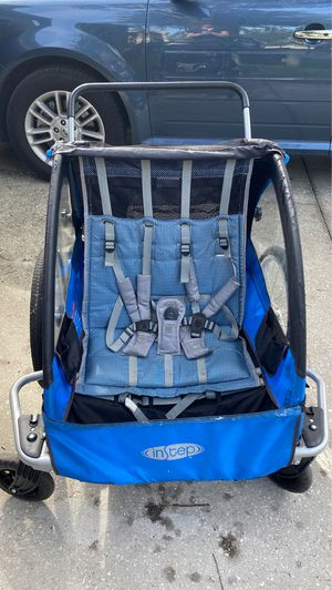Instep Double Bike or Jogger Stroller for Sale in Land O' Lakes, FL