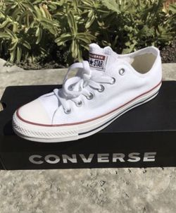 Converse lowtop ( Mens 3, 7.5, 8, 8.5, 9, 10, 10.5, 11, 11.5, 12 / Women's 5, 9.5, 10, 10.5 ) ONLY ! for Sale in Anaheim,  CA