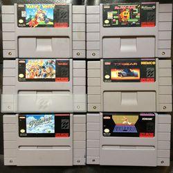 Super Nintendo SNES Games for Sale in SeaTac,  WA