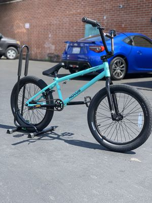 Free Agent Novus Bmx Bike for Sale in Garden Grove, CA