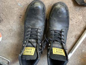 Work boots size 10.5 for Sale in Norwalk, CA