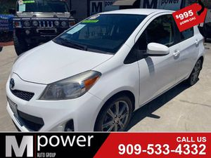 2013 Toyota Yaris for Sale in Colton, CA