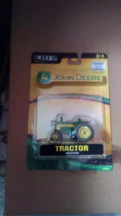 Ertl john deer die cast tractor new for Sale in Cranberry Township,  PA