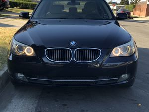 Low miles, dealer maintained BMW 5 series for Sale in Fullerton, CA