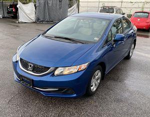 2013 HONDA CIVIC LX One owner! for Sale in Norfolk, VA