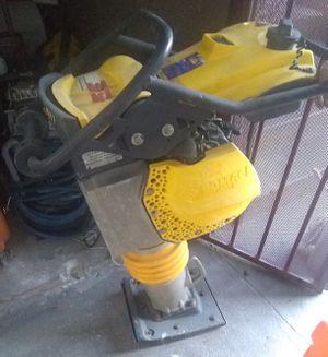 Dirt compactor $1200 o.b.o for Sale in Pico Rivera, CA