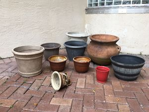 Planting Pots for Sale in Pembroke Pines, FL