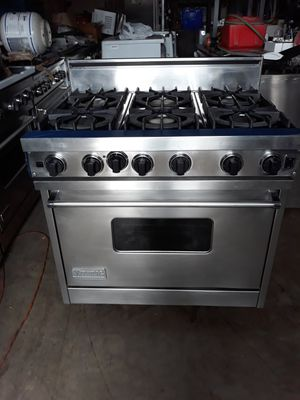 """VIKING PROFESSIONAL 36"""" STAINLESS STEEL for Sale in Hayward, CA"""