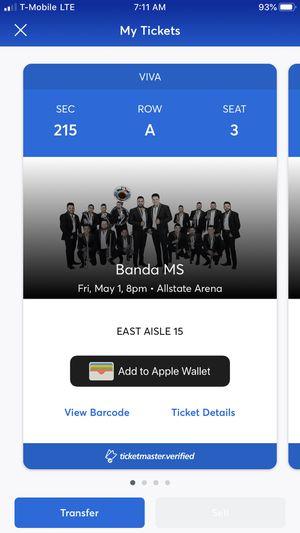 Banda MS for Sale in Chicago, IL