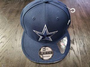Dallas Cowboys New Era Callout Trim 9FIFTY Snapback Hat Style 10008777 Size OSFM for Sale in Dallas, TX