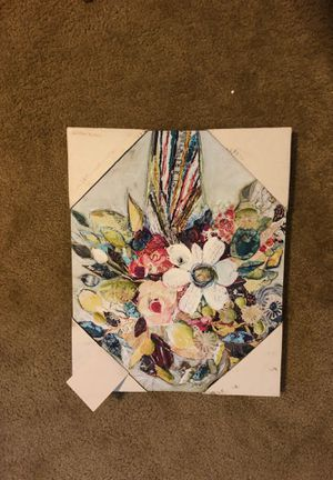 Flower painting for Sale in Tampa, FL